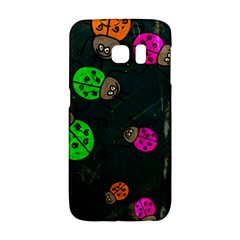 Abstract Bug Insect Pattern Galaxy S6 Edge