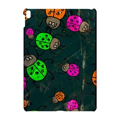 Abstract Bug Insect Pattern Apple Ipad Pro 10 5   Hardshell Case