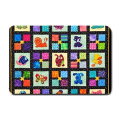 Animal Party Pattern Small Doormat