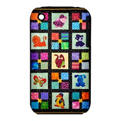 Animal Party Pattern Iphone 3s/3gs