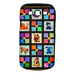 Animal Party Pattern Samsung Galaxy S Iii Classic Hardshell Case (pc+silicone)