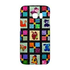 Animal Party Pattern Galaxy S6 Edge
