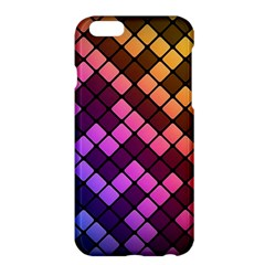Abstract Small Block Pattern Apple Iphone 6 Plus/6s Plus Hardshell Case