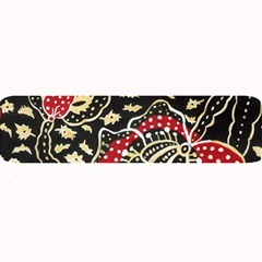 Art Batik Pattern Large Bar Mats