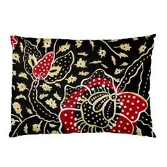 Art Batik Pattern Pillow Case