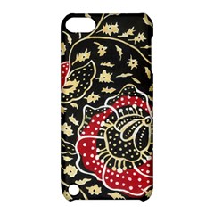 Art Batik Pattern Apple Ipod Touch 5 Hardshell Case With Stand