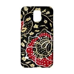 Art Batik Pattern Samsung Galaxy S5 Hardshell Case