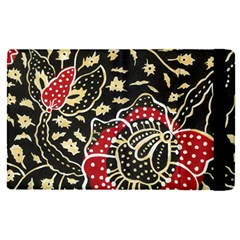 Art Batik Pattern Apple Ipad Pro 12 9   Flip Case