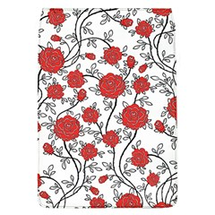 Texture Roses Flowers Flap Covers (l)