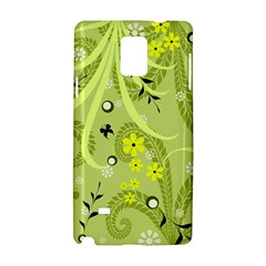 Flowers On A Green Background                      Apple Iphone 6 Plus/6s Plus Leather Folio Case