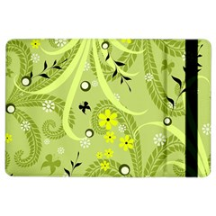 Flowers On A Green Background                      Apple Ipad Air 2 Hardshell Case