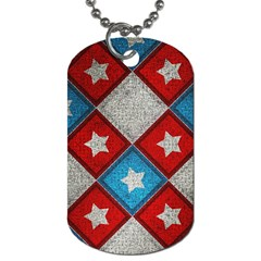 Atar Color Dog Tag (one Side)