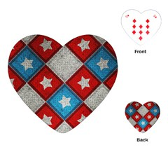 Atar Color Playing Cards (heart)
