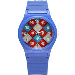 Atar Color Round Plastic Sport Watch (s)