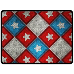 Atar Color Double Sided Fleece Blanket (large)