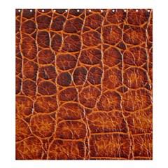 Crocodile Skin Texture Shower Curtain 66  X 72  (large)