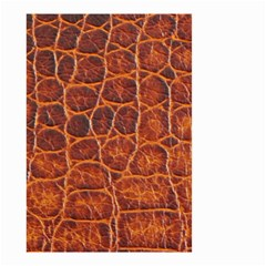 Crocodile Skin Texture Small Garden Flag (two Sides)