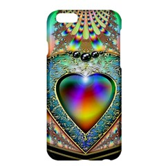 Rainbow Fractal Apple Iphone 6 Plus/6s Plus Hardshell Case