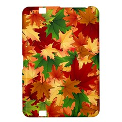 Autumn Leaves Kindle Fire Hd 8 9