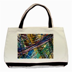 Circuit Computer Basic Tote Bag (two Sides)
