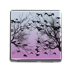 Crow Flock  Memory Card Reader (square)