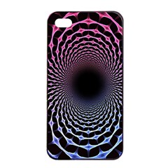 Spider Web Apple Iphone 4/4s Seamless Case (black)