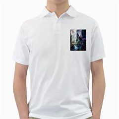 Fantastic World Fantasy Painting Golf Shirts