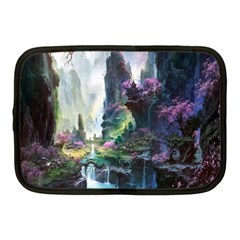Fantastic World Fantasy Painting Netbook Case (medium)