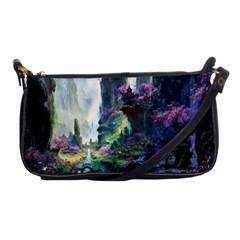 Fantastic World Fantasy Painting Shoulder Clutch Bags