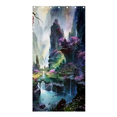 Fantastic World Fantasy Painting Shower Curtain 36  X 72  (stall)