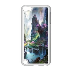 Fantastic World Fantasy Painting Apple Ipod Touch 5 Case (white)