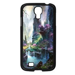 Fantastic World Fantasy Painting Samsung Galaxy S4 I9500/ I9505 Case (black)