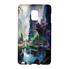 Fantastic World Fantasy Painting Galaxy Note Edge