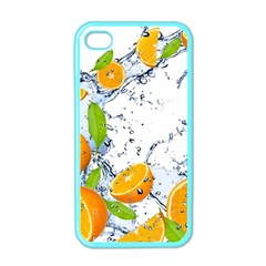 Fruits Water Vegetables Food Apple Iphone 4 Case (color)