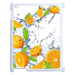 Fruits Water Vegetables Food Apple Ipad 2 Case (white)