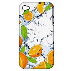 Fruits Water Vegetables Food Apple Iphone 4/4s Hardshell Case (pc+silicone)