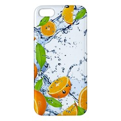 Fruits Water Vegetables Food Apple Iphone 5 Premium Hardshell Case