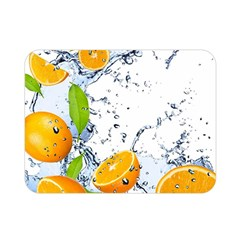 Fruits Water Vegetables Food Double Sided Flano Blanket (mini)