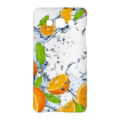 Fruits Water Vegetables Food Samsung Galaxy A5 Hardshell Case