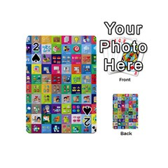Exquisite Icons Collection Vector Playing Cards 54 (mini)