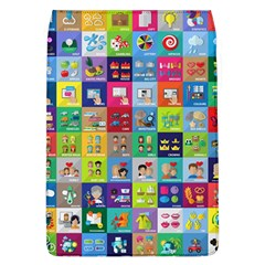 Exquisite Icons Collection Vector Flap Covers (l)