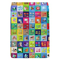 Exquisite Icons Collection Vector Flap Covers (s)