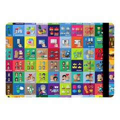 Exquisite Icons Collection Vector Apple Ipad Pro 10 5   Flip Case