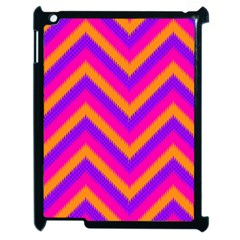 Chevron Apple Ipad 2 Case (black)