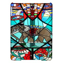 Elephant Stained Glass Ipad Air Hardshell Cases