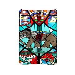 Elephant Stained Glass Ipad Mini 2 Hardshell Cases