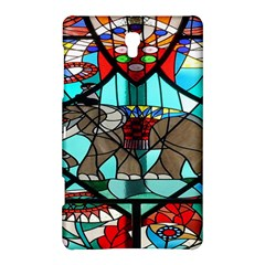 Elephant Stained Glass Samsung Galaxy Tab S (8 4 ) Hardshell Case