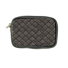 Seamless Leather Texture Pattern Coin Purse
