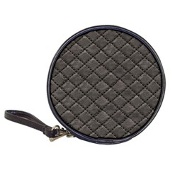 Seamless Leather Texture Pattern Classic 20 Cd Wallets