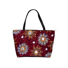 India Traditional Fabric Shoulder Handbags